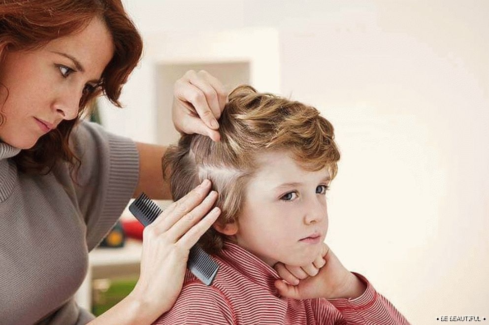 You can get rid of lice at home