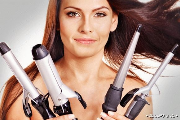 the choice of irons for hair