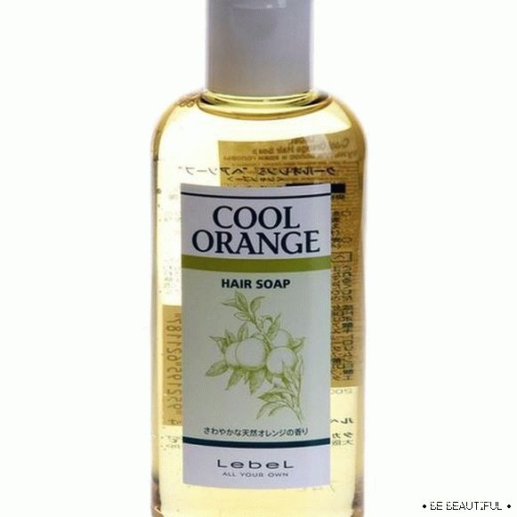 Lebel COOL ORANGE Hair Soap Cool