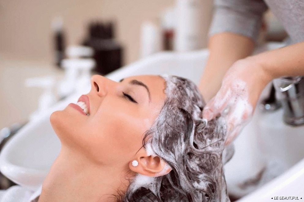 hair strengthening procedures after painting