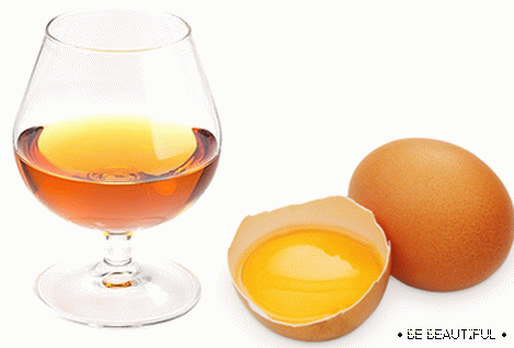 Cognac and Egg