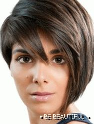 asymmetrical hairstyles for medium hair photo 5