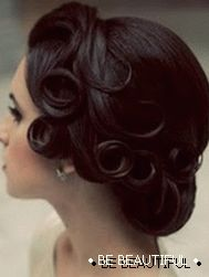 retro hairstyles for medium hair photo 3