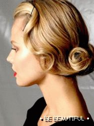retro hairstyles for medium hair photo 5