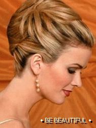 hairstyles for prom on medium hair photo 2