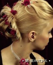 hairstyles for prom on medium hair photo 6