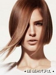 hairstyles for medium hair: trends 2014 photo 2
