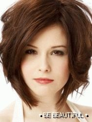 hairstyles for medium hair: trends 2014 photo 3