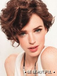 hairstyles for medium hair: trends 2014 photo 4