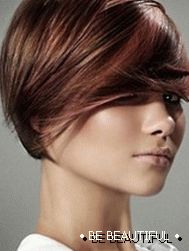 hairstyles for medium hair: trends 2014 photo 6