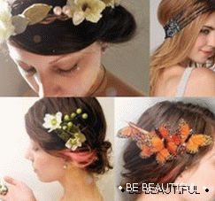 Hairstyles with rim