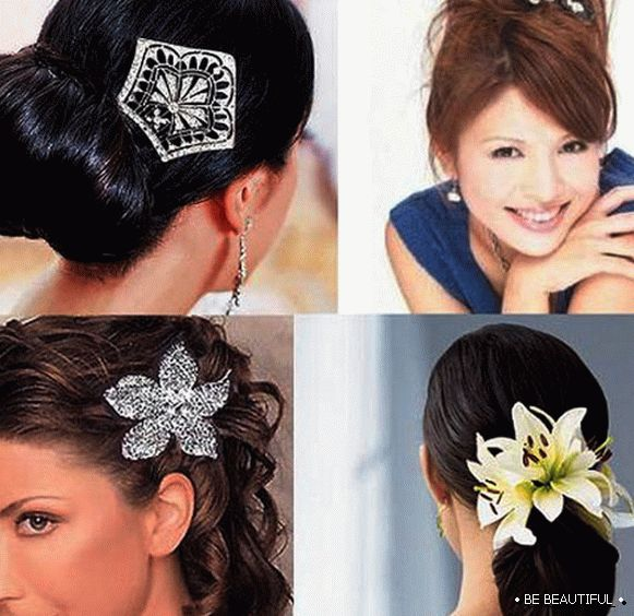 hairpins for long hair