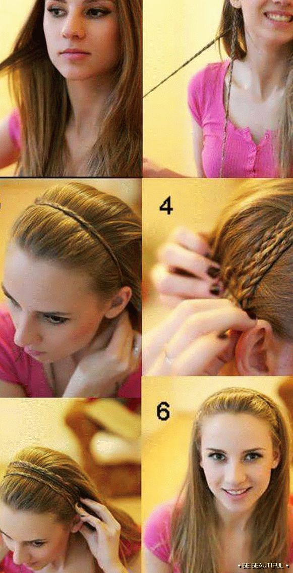 How to make a bezel of braids