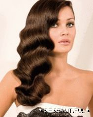 retro hairstyles for long hair photo 1