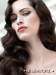 retro hairstyles for long hair photo 2