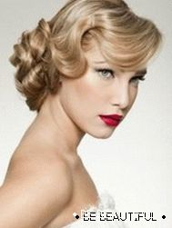 retro hairstyles for long hair photo 3