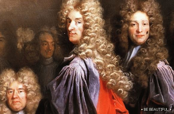 men's hairstyles of the 17th century